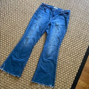 PacSun High Rise Flare Size 31